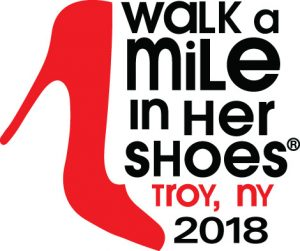 Walk A Mile In Her Shoes Troy Ny