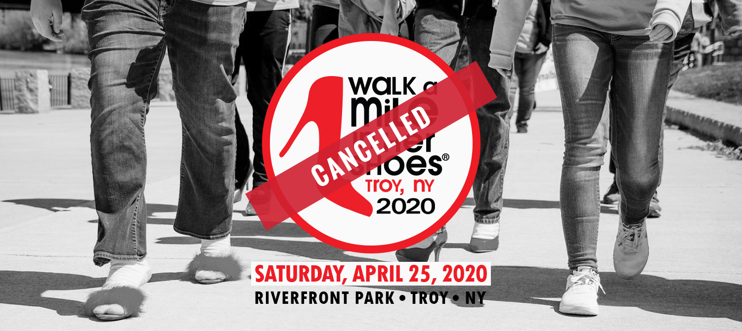 Walk A Mile - Cancelled